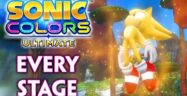 Sonic Colors Ultimate Collectibles