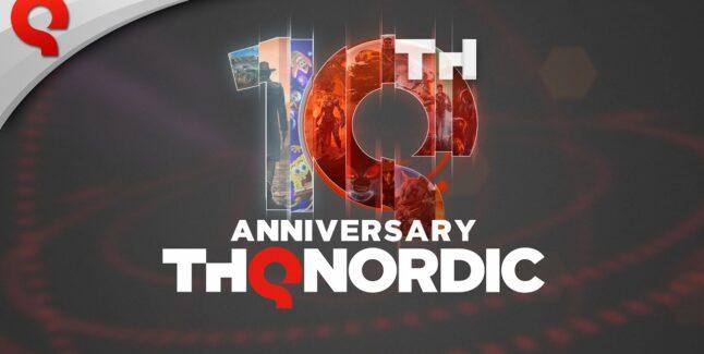 THQ Nordic's 10th Anniversary Showcase Roundup
