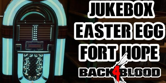 Back 4 Blood Easter Eggs