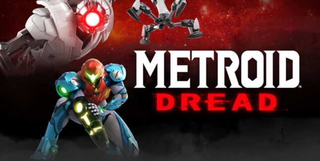 Metroid Dread Collectibles