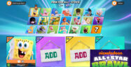 Nickelodeon All-Star Brawl Characters Roster
