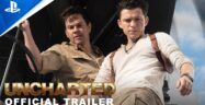 Uncharted Movie Debut Trailer & Release Date